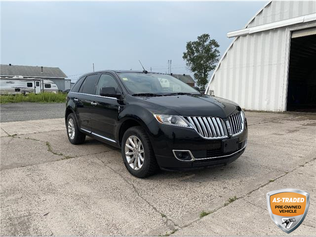 2011 Lincoln MKX Base (Stk: 94343A) in Sault Ste. Marie - Image 1 of 7