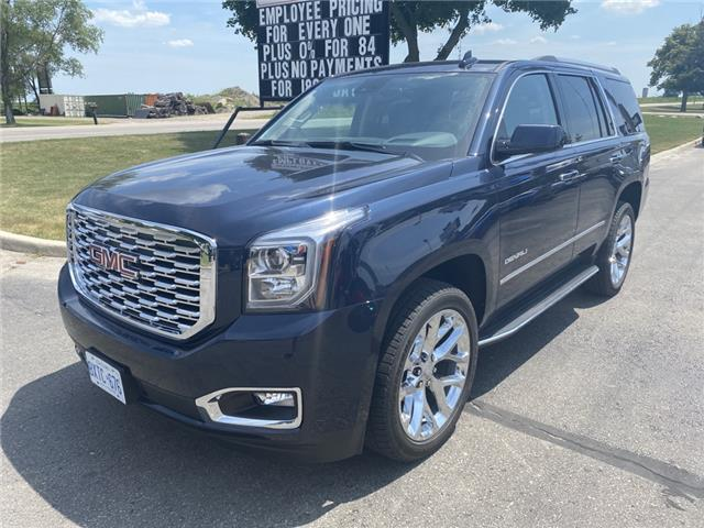 2020 GMC Yukon Denali (Stk: 20121) in WALLACEBURG - Image 1 of 4