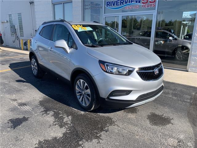 2020 Buick Encore Preferred (Stk: 20259) in WALLACEBURG - Image 1 of 7