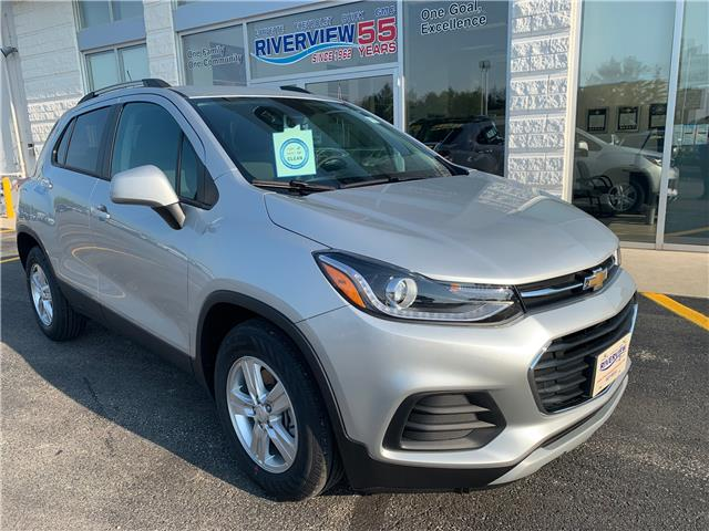 2021 Chevrolet Trax LT (Stk: 21005) in WALLACEBURG - Image 1 of 14