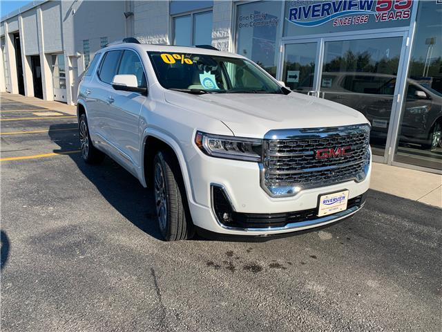 2020 GMC Acadia Denali (Stk: 20299) in WALLACEBURG - Image 1 of 18