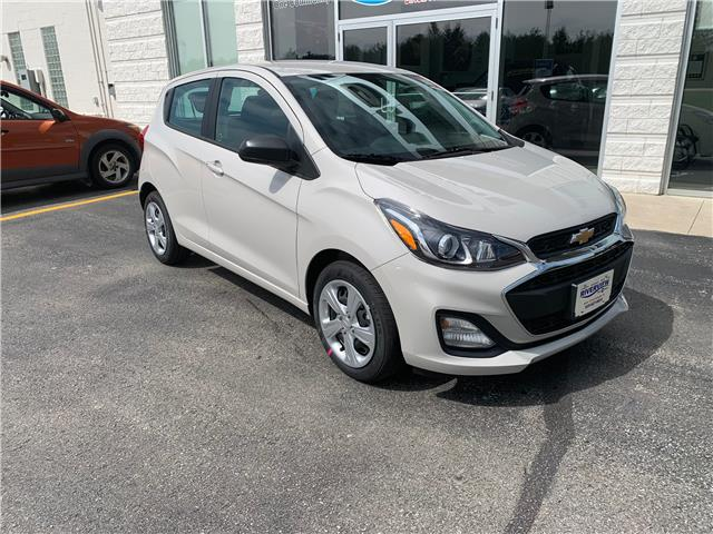 2021 Chevrolet Spark LS CVT (Stk: 21006) in WALLACEBURG - Image 1 of 11