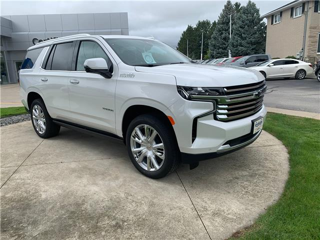 2021 Chevrolet Tahoe High Country (Stk: 21010) in WALLACEBURG - Image 1 of 19