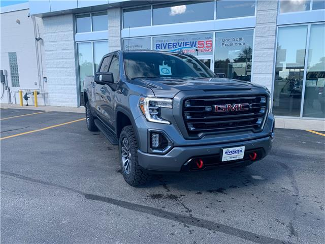 2021 GMC Sierra 1500 AT4 (Stk: 21029) in WALLACEBURG - Image 1 of 14