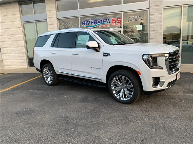 2021 GMC Yukon SLT (Stk: 21009) in WALLACEBURG - Image 1 of 18
