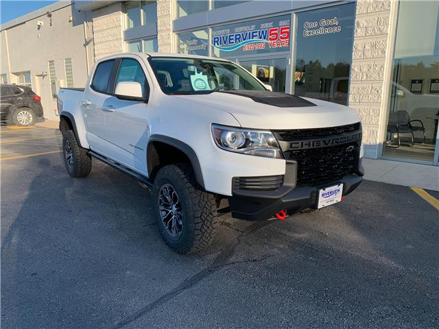 2021 Chevrolet Colorado ZR2 (Stk: 21018) in WALLACEBURG - Image 1 of 14