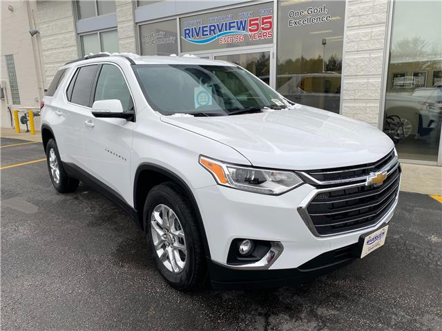 2021 Chevrolet Traverse LT Cloth (Stk: 21047) in WALLACEBURG - Image 1 of 22