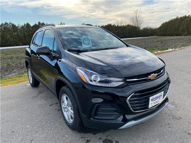 2021 Chevrolet Equinox LT (Stk: 21063) in WALLACEBURG - Image 1 of 19