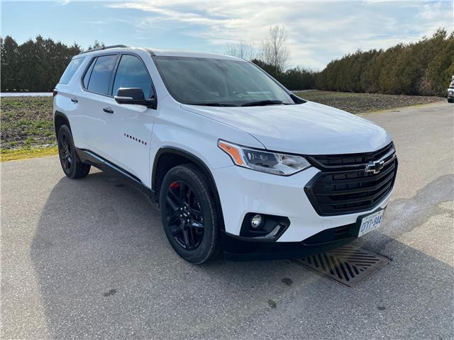 2021 Chevrolet Traverse Premier (Stk: 21046) in WALLACEBURG - Image 1 of 18