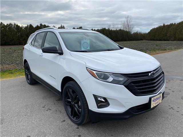 2021 Chevrolet Equinox LT (Stk: 21072) in WALLACEBURG - Image 1 of 20