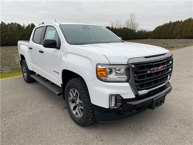 2021 GMC Canyon AT4 w/Leather (Stk: 21067) in WALLACEBURG - Image 1 of 11