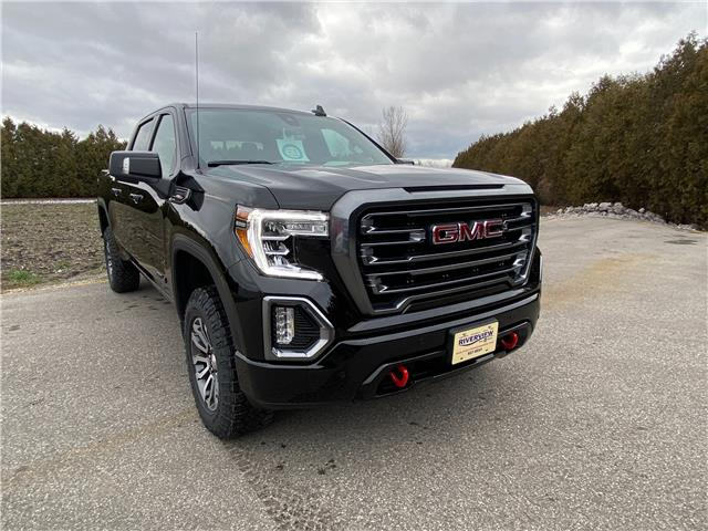 2021 GMC Sierra 1500 AT4 (Stk: 21112) in WALLACEBURG - Image 1 of 20