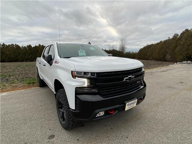 2021 Chevrolet Silverado 1500 LT Trail Boss (Stk: 21105) in WALLACEBURG - Image 1 of 19