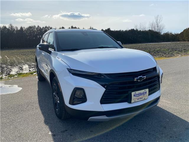 2021 Chevrolet Blazer LT (Stk: 21101) in WALLACEBURG - Image 1 of 21