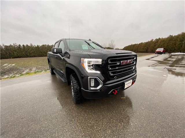 2021 GMC Sierra 1500 AT4 (Stk: 21107) in WALLACEBURG - Image 1 of 21