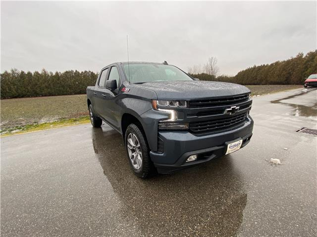 2021 Chevrolet Silverado 1500 RST (Stk: 21097) in WALLACEBURG - Image 1 of 10