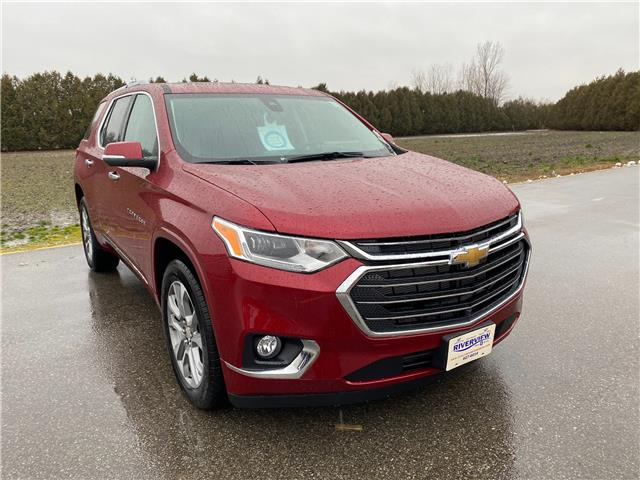 2021 Chevrolet Traverse Premier (Stk: 21093) in WALLACEBURG - Image 1 of 18