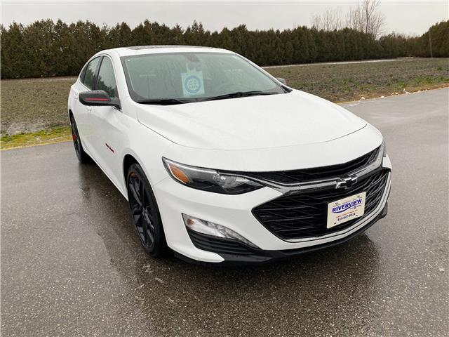2021 Chevrolet Malibu LT (Stk: 21079) in WALLACEBURG - Image 1 of 18