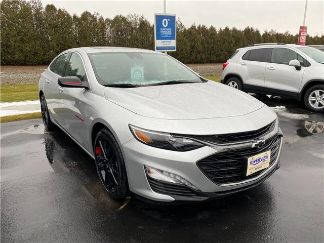 2021 Chevrolet Malibu LT (Stk: 21080) in WALLACEBURG - Image 1 of 17