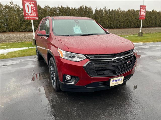 2021 Chevrolet Traverse RS (Stk: 21114) in WALLACEBURG - Image 1 of 19