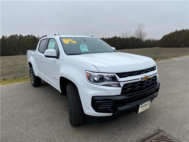 2021 Chevrolet Colorado WT (Stk: 21122) in WALLACEBURG - Image 1 of 18