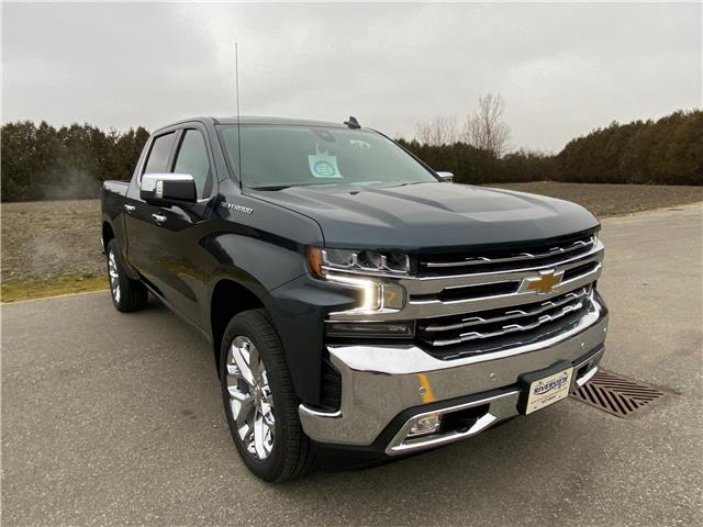 2021 Chevrolet Silverado 1500 LTZ (Stk: 21111) in WALLACEBURG - Image 1 of 18