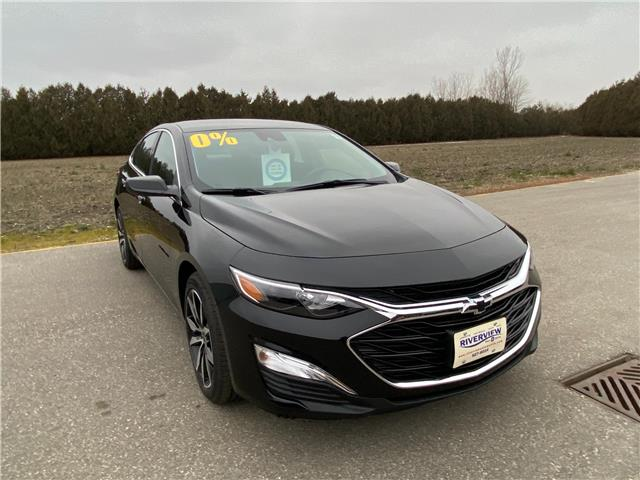 2021 Chevrolet Malibu RS (Stk: 21108) in WALLACEBURG - Image 1 of 18