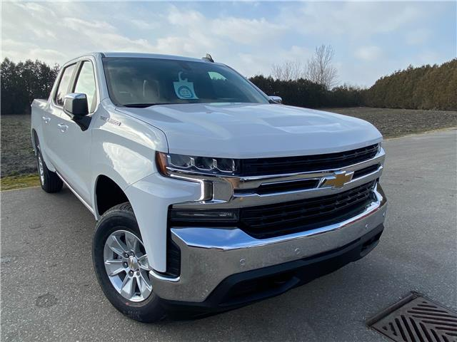 2021 Chevrolet Silverado 1500 LT (Stk: 21120) in WALLACEBURG - Image 1 of 19