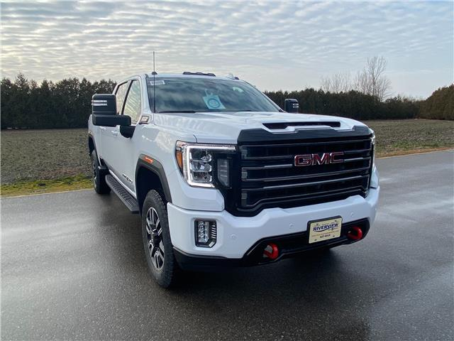 2021 GMC Sierra 2500HD AT4 (Stk: 21118) in WALLACEBURG - Image 1 of 20