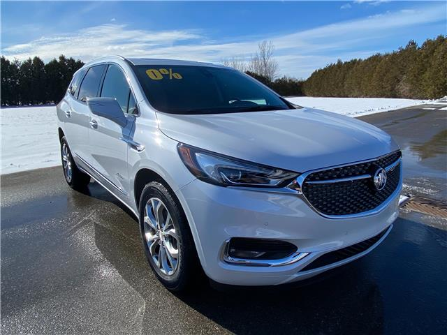 2021 Buick Enclave Avenir (Stk: 21110) in WALLACEBURG - Image 1 of 13