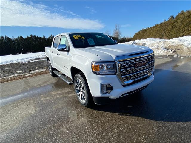 2021 GMC Canyon Denali (Stk: 21154) in WALLACEBURG - Image 1 of 23