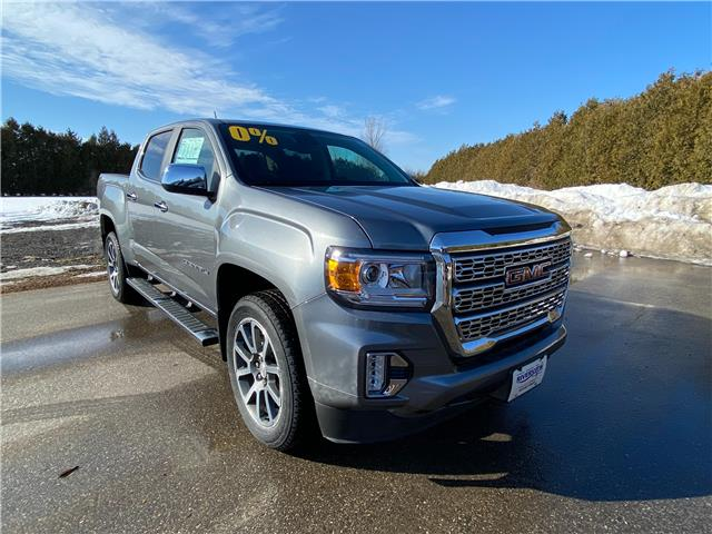 2021 GMC Canyon Denali (Stk: 21167) in WALLACEBURG - Image 1 of 22