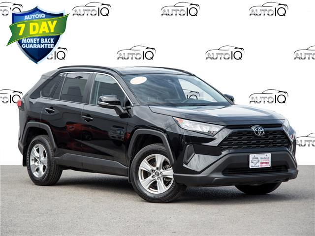 2019 Toyota RAV4 LE (Stk: 3811R) in Welland - Image 1 of 21