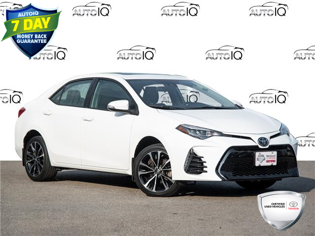 2018 Toyota Corolla SE (Stk: 3836) in Welland - Image 1 of 24
