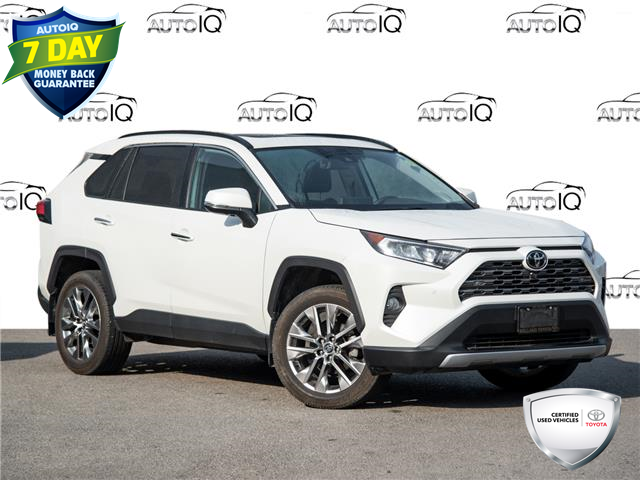 2019 Toyota RAV4 Limited (Stk: 7127A) in Welland - Image 1 of 22