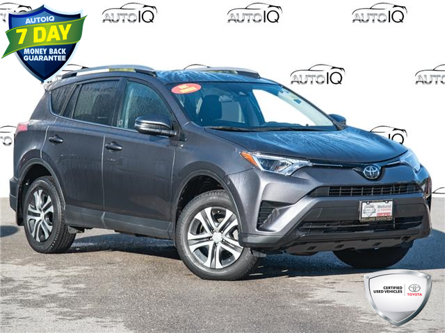 2017 Toyota RAV4 LE (Stk: 3860) in Welland - Image 1 of 22