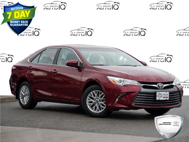 2017 Toyota Camry LE (Stk: 3903) in Welland - Image 1 of 23