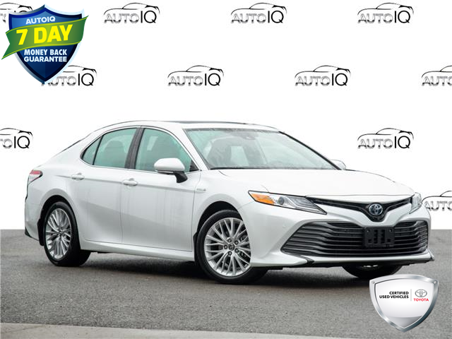 2019 Toyota Camry Hybrid XLE (Stk: 7449A) in Welland - Image 1 of 24