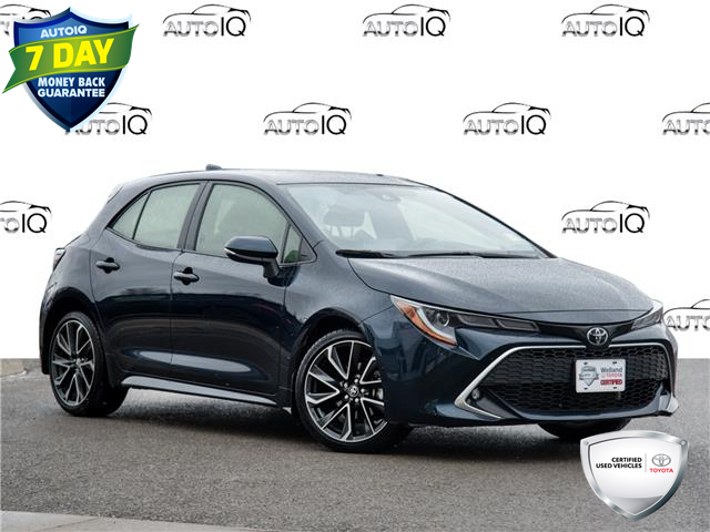 2019 Toyota Corolla Hatchback Base (Stk: 7422A) in Welland - Image 1 of 24