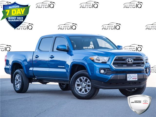 2017 Toyota Tacoma SR5 (Stk: 7492A) in Welland - Image 1 of 23
