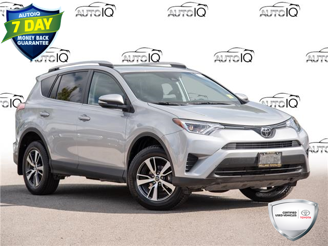 2018 Toyota RAV4 LE (Stk: 7772A) in Welland - Image 1 of 21