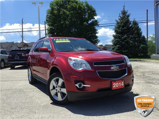 2014 Chevrolet Equinox 2LT (Stk: L211A) in Grimsby - Image 1 of 23