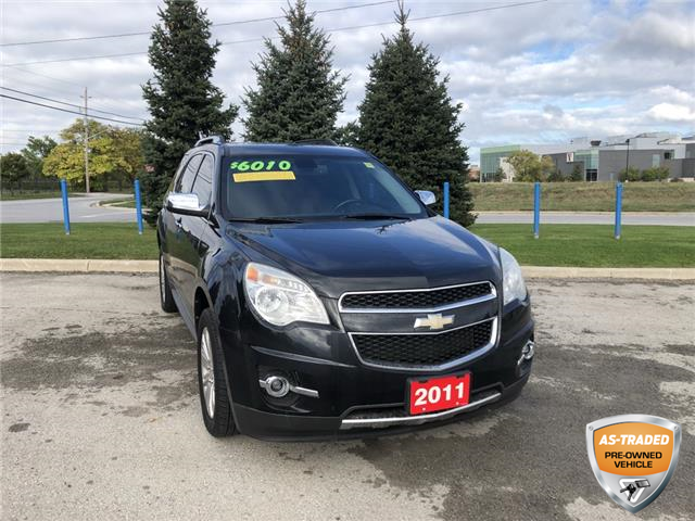 2011 Chevrolet Equinox 2LT (Stk: 175593A) in Grimsby - Image 1 of 19