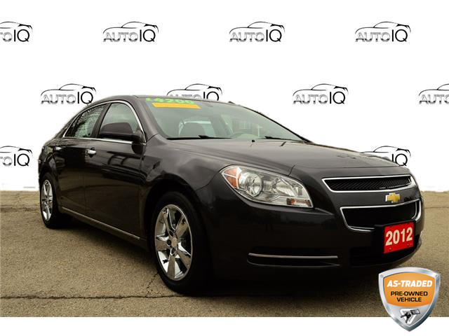 2012 Chevrolet Malibu LT Platinum Edition (Stk: M082AZ) in Grimsby - Image 1 of 19