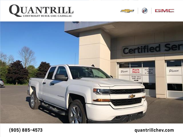 2019 Chevrolet Silverado 1500 LD Silverado Custom (Stk: 212878) in Port Hope - Image 1 of 14