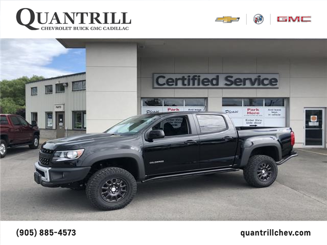 2020 Chevrolet Colorado ZR2 (Stk: 20232) in Port Hope - Image 1 of 18