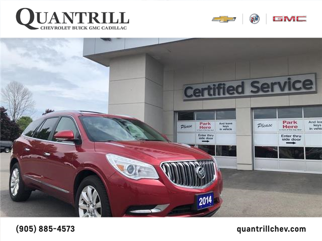 2014 Buick Enclave Premium (Stk: 327764) in Port Hope - Image 1 of 19