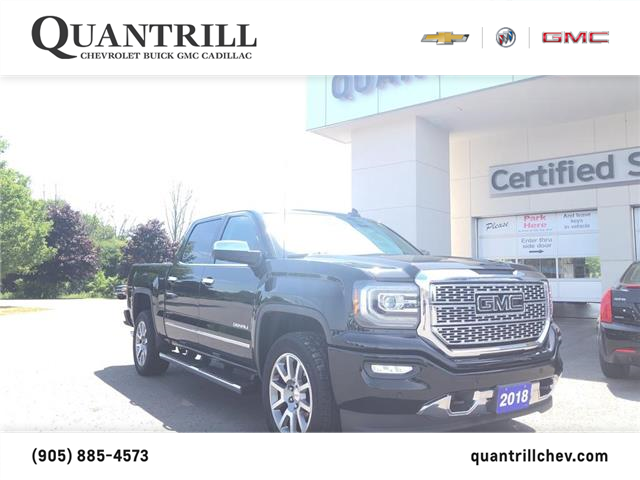 2018 GMC Sierra 1500 Denali (Stk: 20724A) in Port Hope - Image 1 of 18