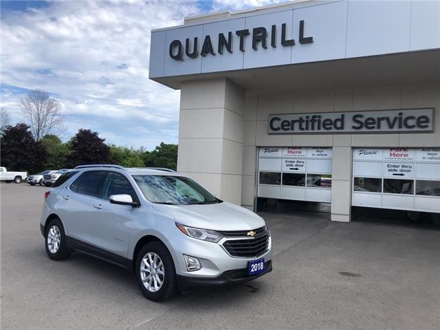 2018 Chevrolet Equinox LT (Stk: 134711) in Port Hope - Image 1 of 13