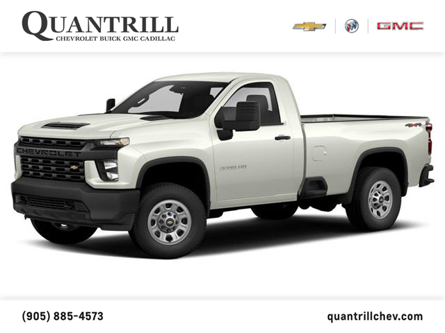 2020 Chevrolet Silverado 3500HD Chassis LT (Stk: 20278) in Port Hope - Image 1 of 2